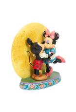 Disney Disney ( Disney Traditions Figurine ) Mickey & Minnie Moon