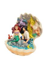 Disney Disney ( Disney Traditions Figurine ) Little Mermaid Characters Shell