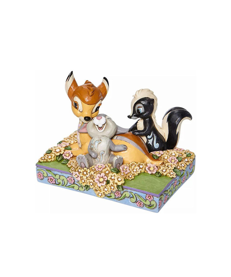 Disney Disney ( Disney Traditions Figurine ) Bambi & Friends