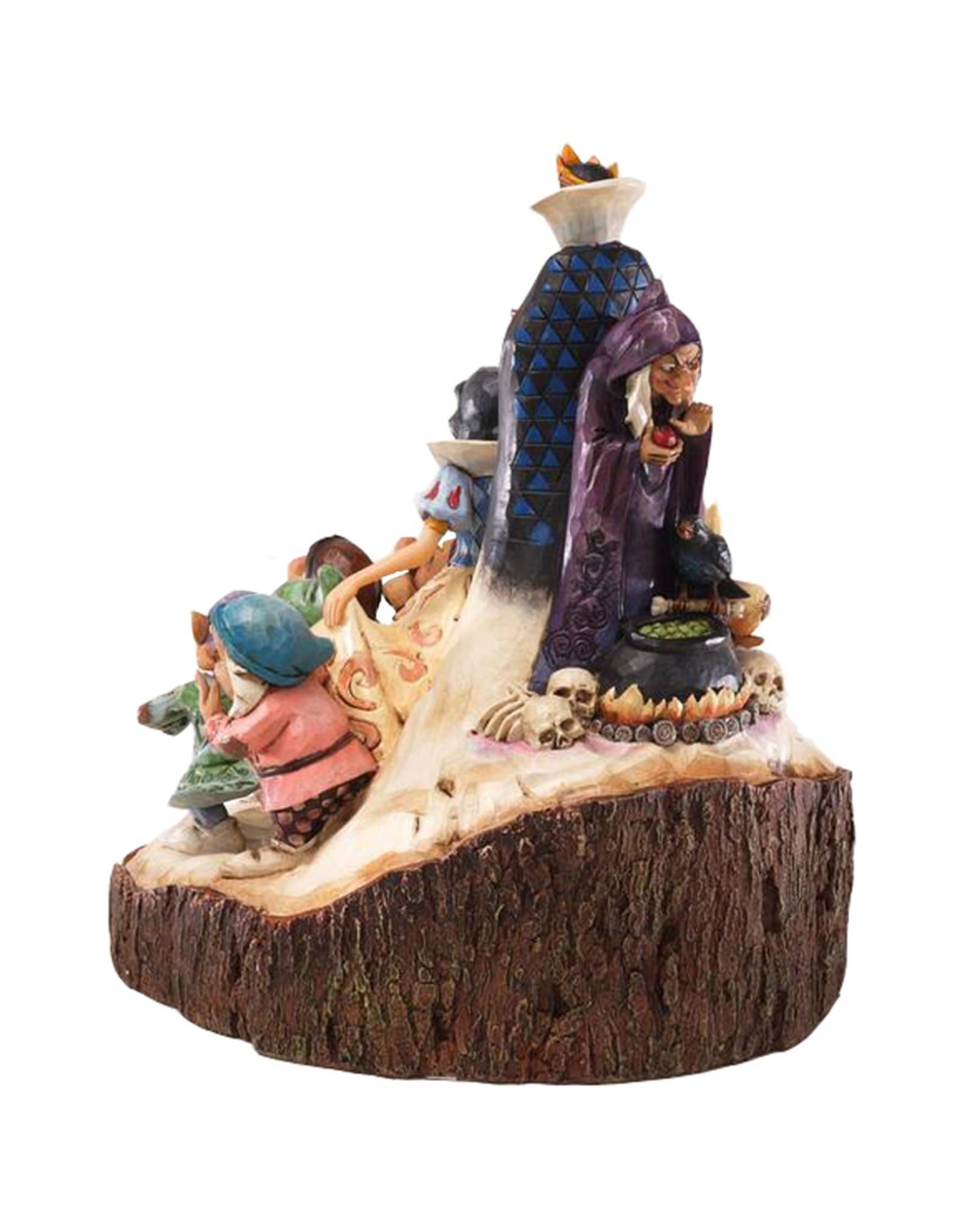 Disney Disney ( Disney Traditions Figurine ) Snow White Characters