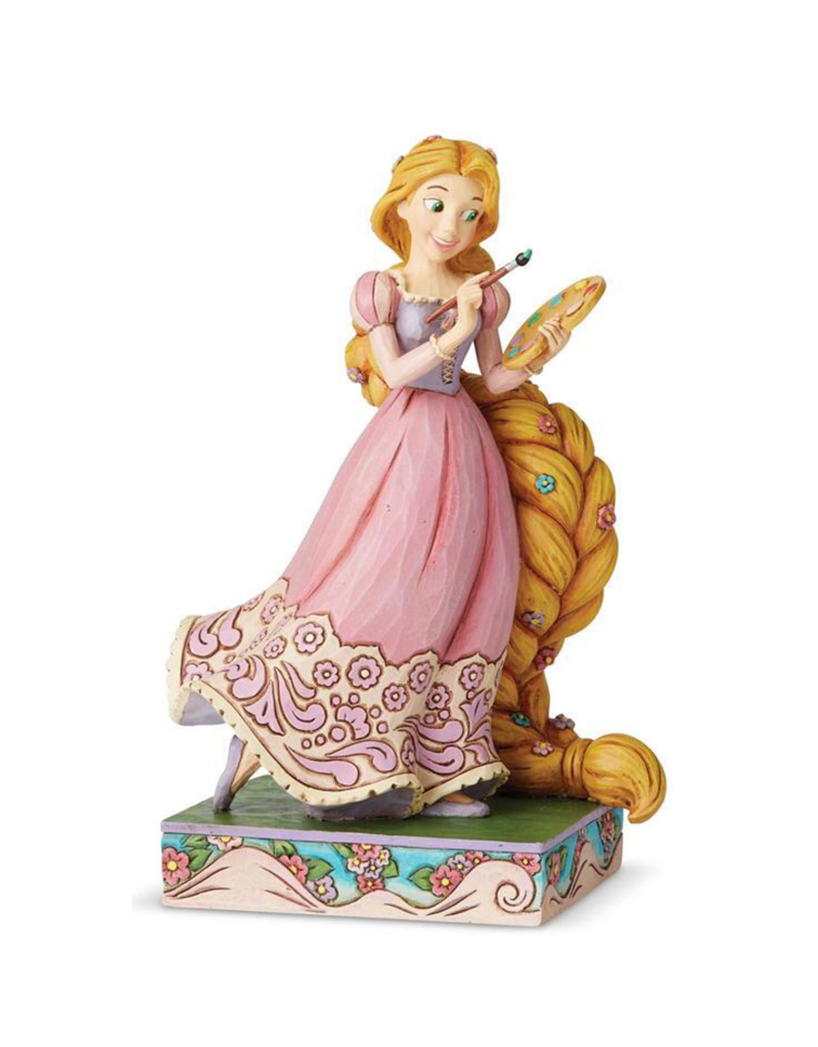 Disney ( Disney Traditions Figurine ) Rapunzel Artist