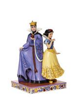 Disney Disney ( Disney Traditions Figurine ) Evil Queen & Snow White