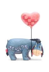 Disney ( Disney Traditions Figurine ) Eeyore with Heart