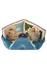 Disney Disney ( Disney Traditions Figurine ) Stitch with Book