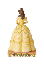 Disney ( Disney Traditions Figurine ) Belle with her Book