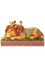 Disney Disney ( Disney Traditions Figurine ) Simba & Mufasa