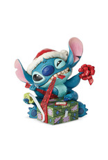Disney Disney ( Disney Traditions Figurine ) Christmas Stitch
