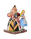 Disney Disney ( Disney Traditions Figurine ) Queen of Hearts & Alice