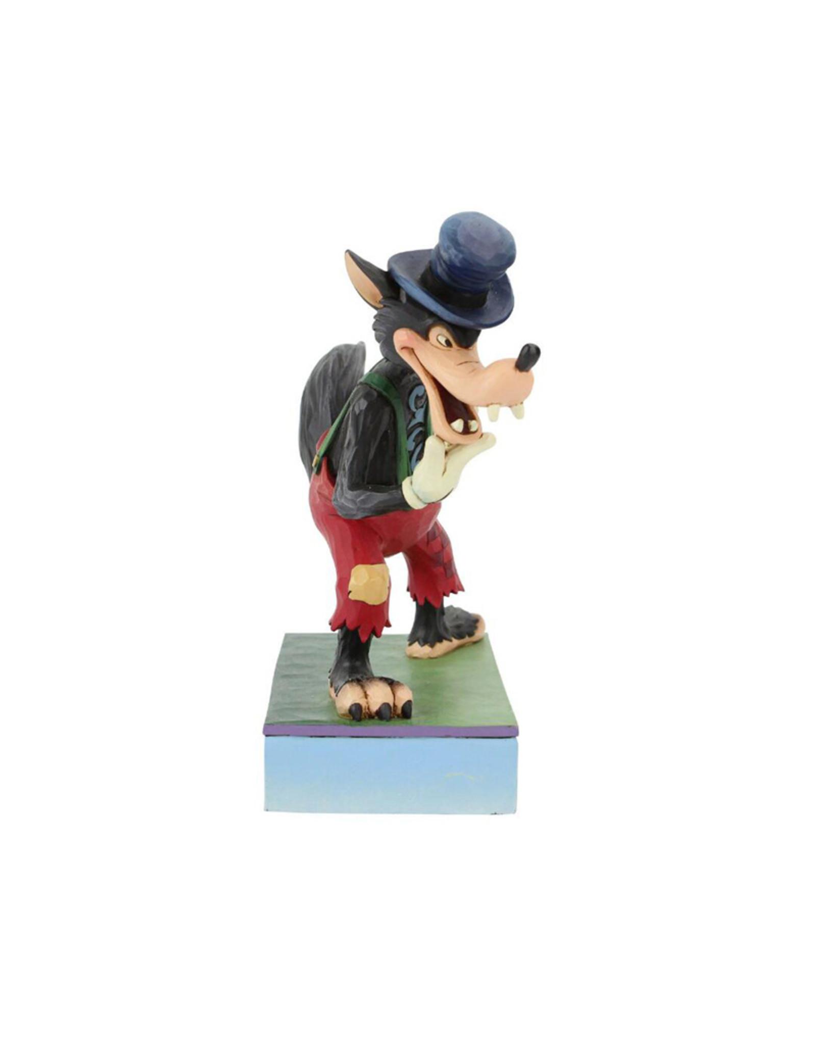 Disney ( Disney Traditions Figurine ) The Wolf