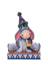 Disney ( Disney Traditions Figurine ) Eeyore Birthday Hat