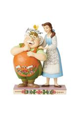 Disney Disney ( Disney Traditions Figurine ) Maurice & Belle