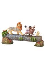Disney Disney ( Disney Traditions Figurine ) Simba & Friends