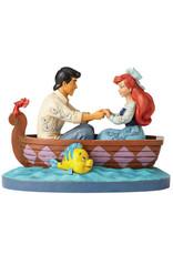 Disney Disney ( Disney Traditions Figurine ) Eric & Ariel