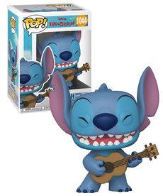 Disney Lilo & Stitch 1044 ( Funko Pop  ) Stitch with Ukulele