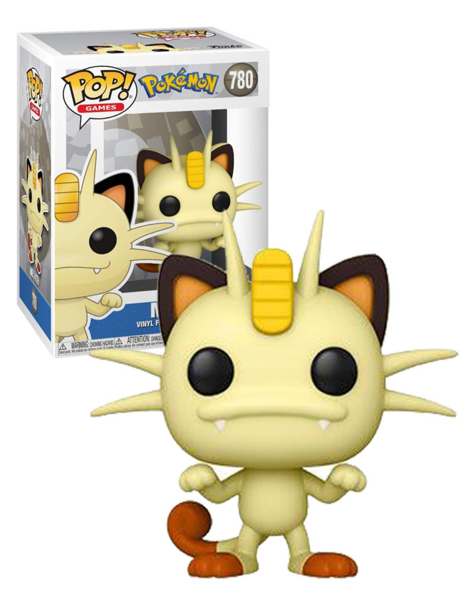 Pokémon 780 ( Funko Pop ) Meowth