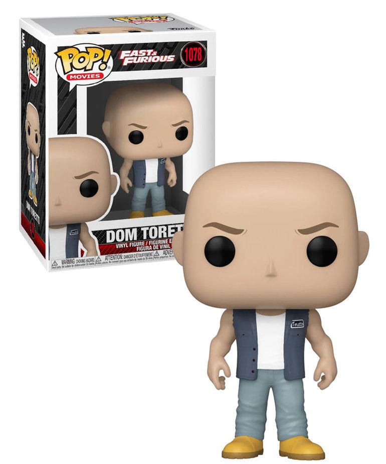 Fast & Furious 1078 ( Funko Pop ) Dom Toretto