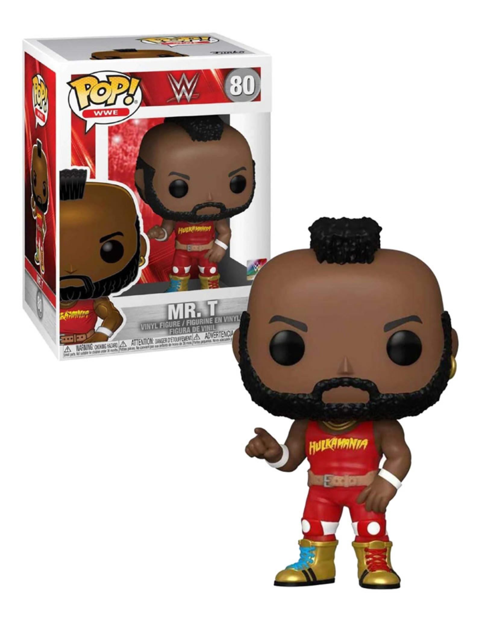 WW MR. T 80 ( Funko Pop ) MR. T