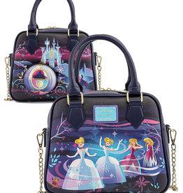 Disney ( Loungefly Handbag ) Cinderella Castle