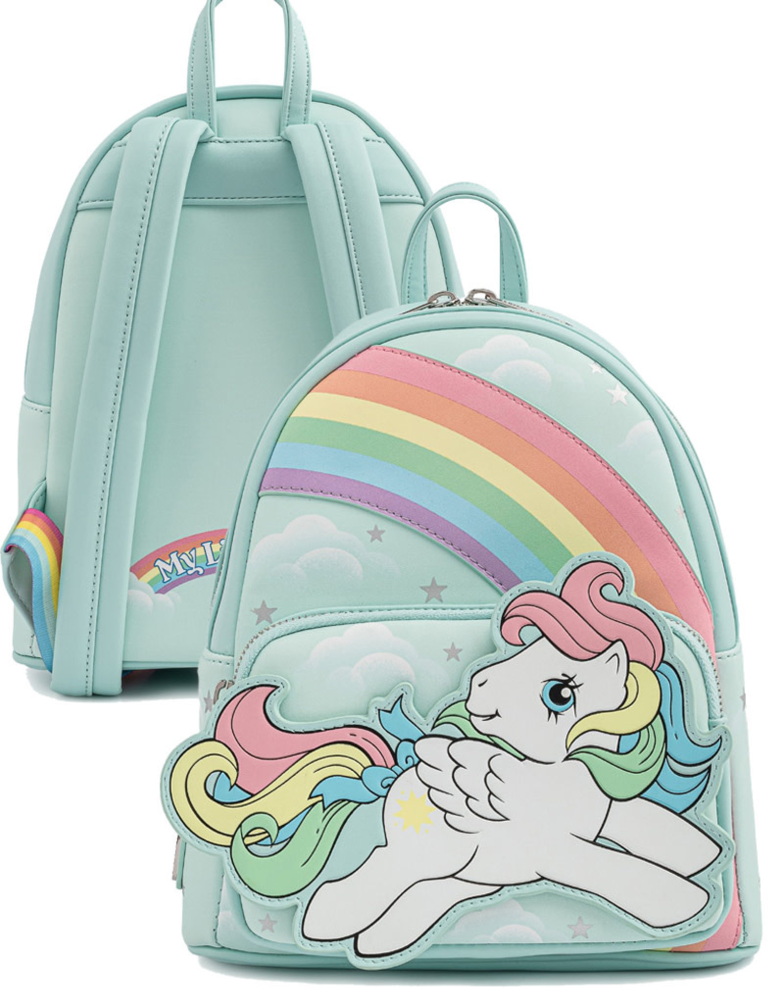 My Little Pony ( Loungefly Mini Backpack ) Starshine