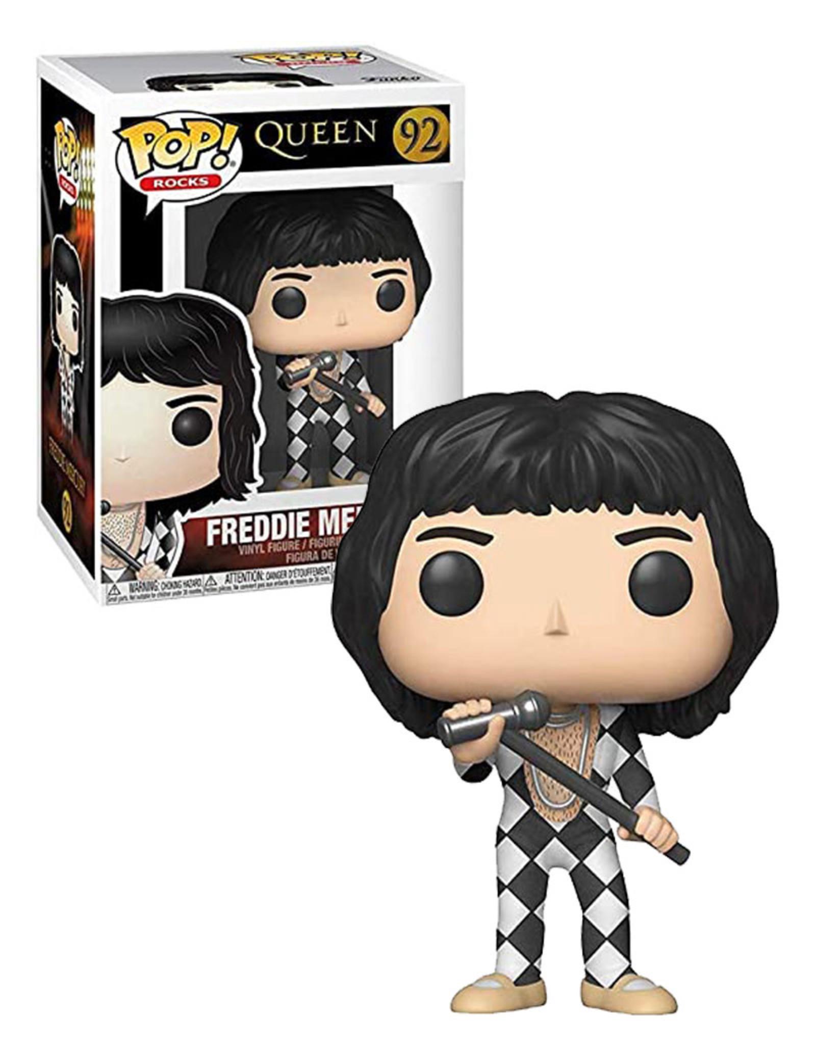 Queen 92 ( Funko Pop ) Freddie Mercury