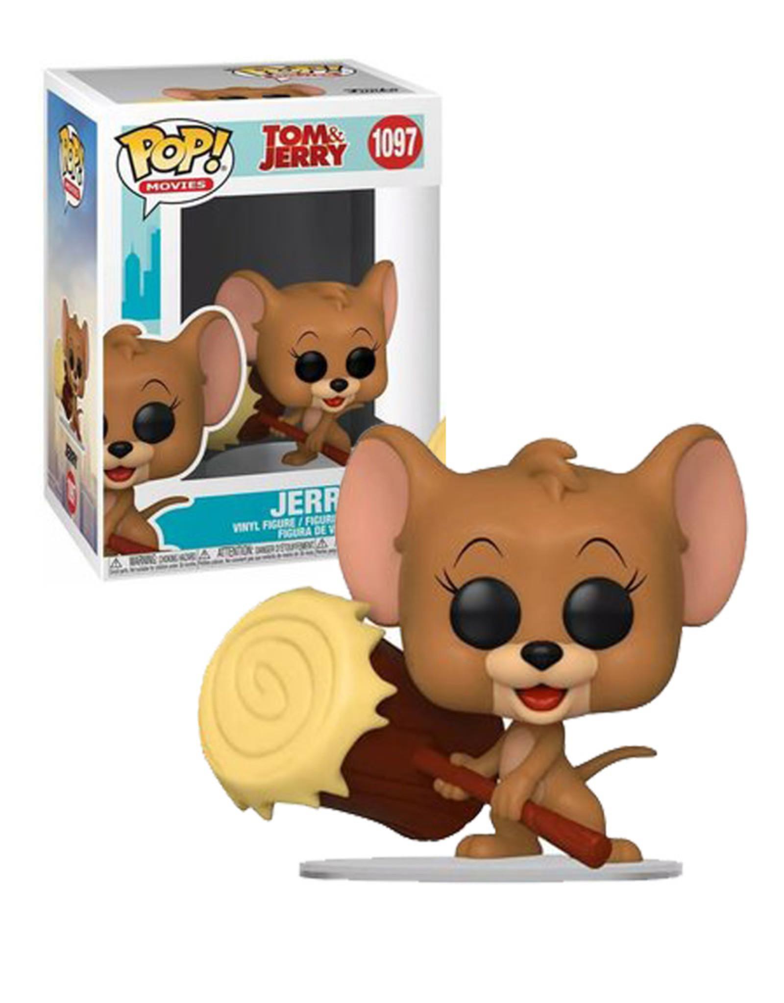 Tom & Jerry 1097 ( Funko Pop ) Jerry