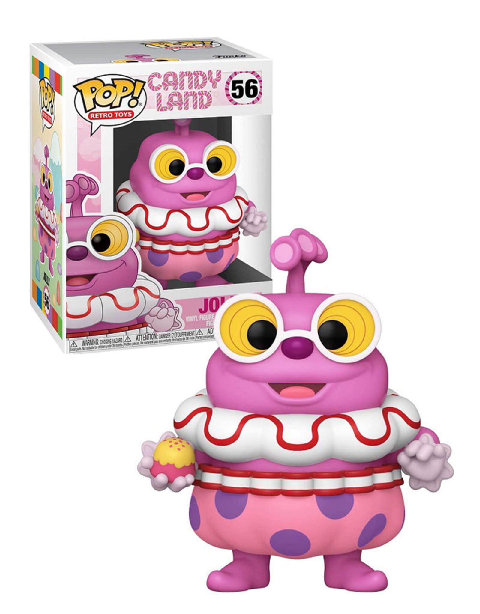 Candy Land 56 ( Funko Pop ) Jolly
