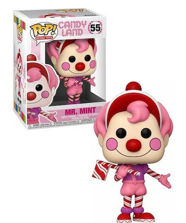 Candy Land 55 ( Funko Pop ) Mr. Mint