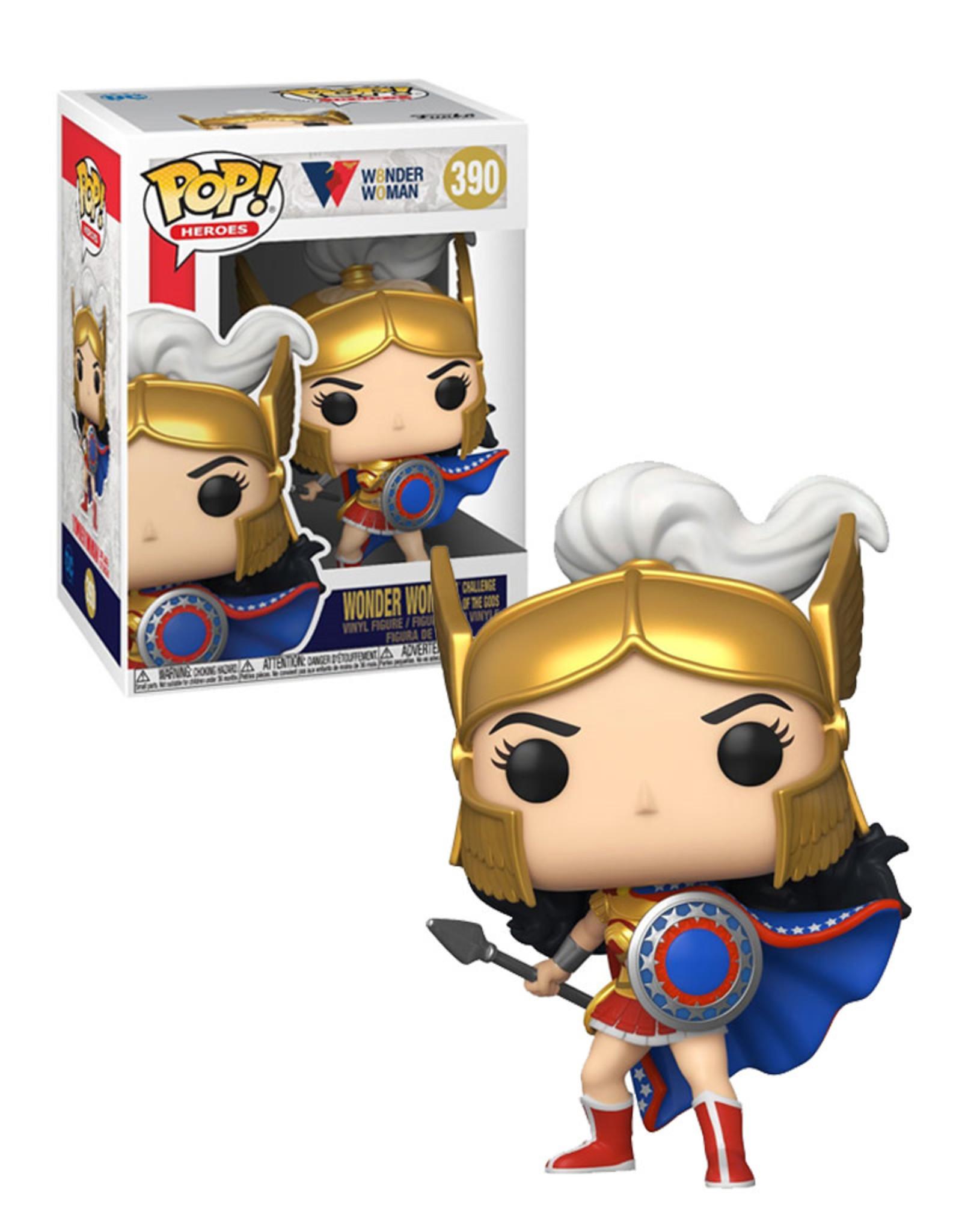 Wonder Woman 390 ( Funko Pop ) Wonder Woman Challenge of The Gods