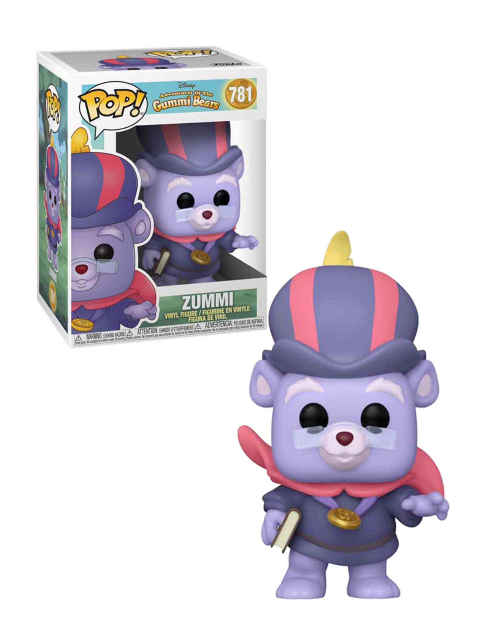 Adventures of the Gummi Bears 781 ( Funko Pop ) Zummi