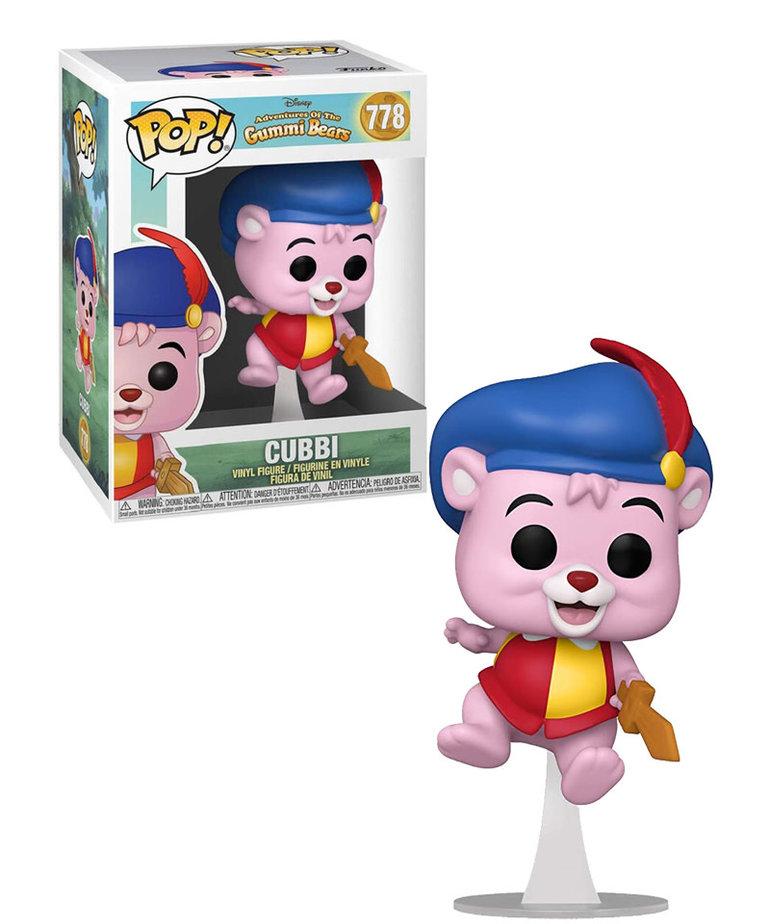 Adventures of the Gummi Bears 778 ( Funko Pop ) Cubbi