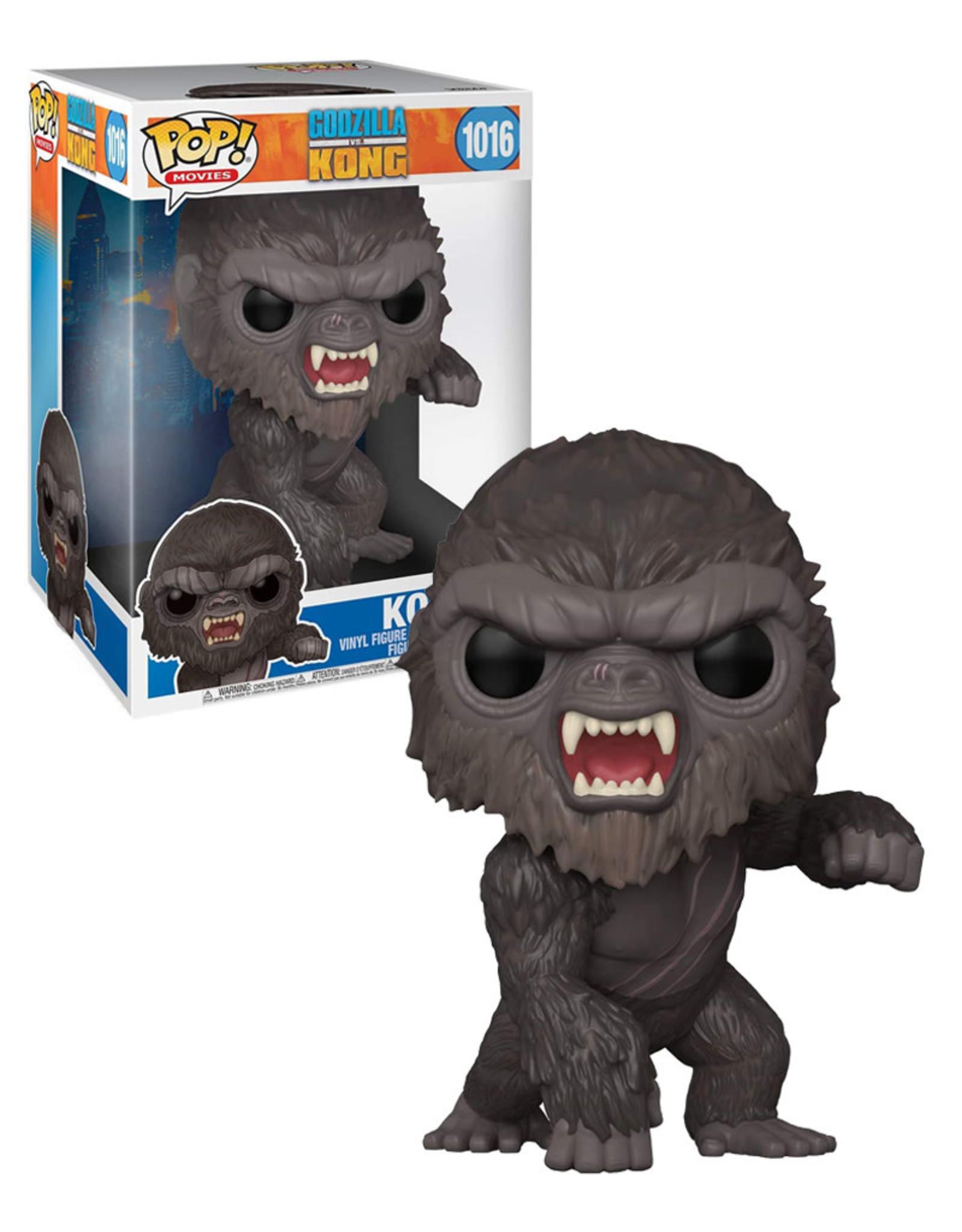 """Funko Godzilla vs Kong 1016 ( Funko Pop ) Kong 10"""""""