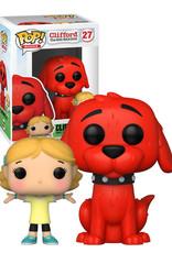Clifford 27 ( Funko Pop ) Clifford with Emily Elizabeth