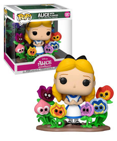 Disney Alice in Wonderland 1057 ( Funko Pop ) Alice with Flowers