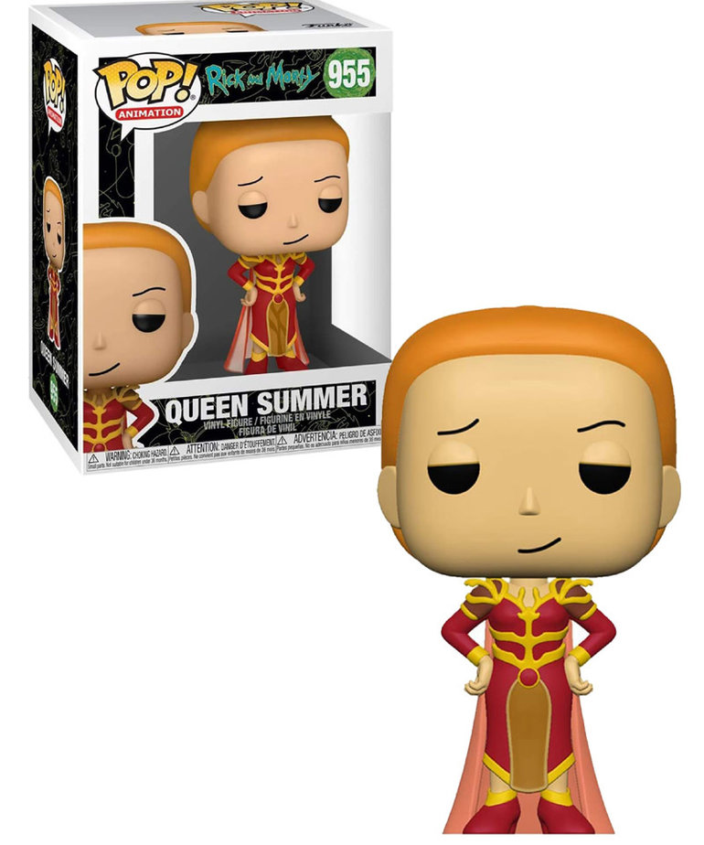 Rick And Morty 955 ( Funko Pop ) Queen Summer