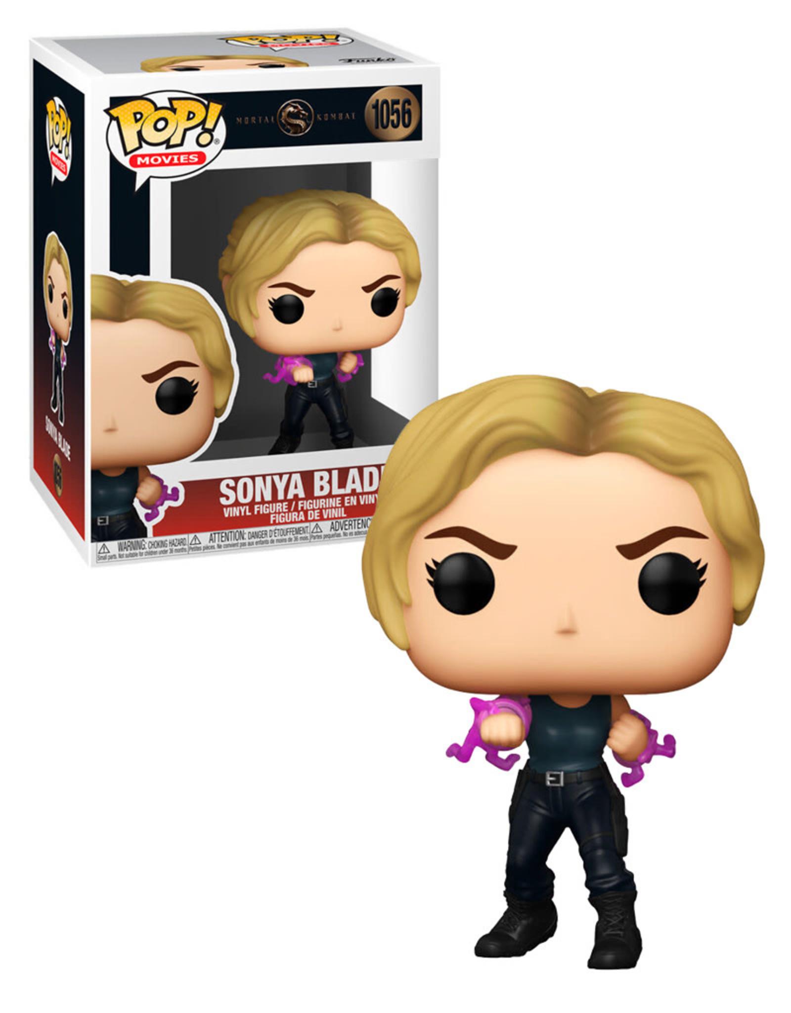 Mortal Kombat 1056 ( Funko Pop ) Sonya Blade