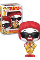 McDonald 109 ( Funko Pop ) Rock Out Ronald McDonald