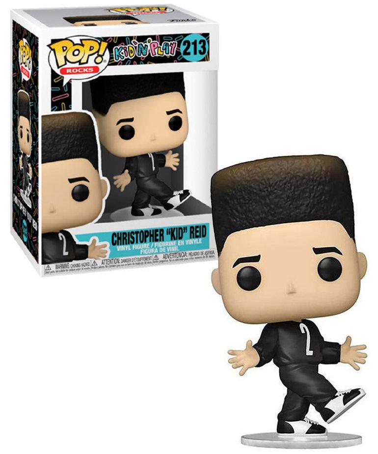 Kid'N'Play 213 ( Funko Pop ) Christopher ''Kid'' Reid