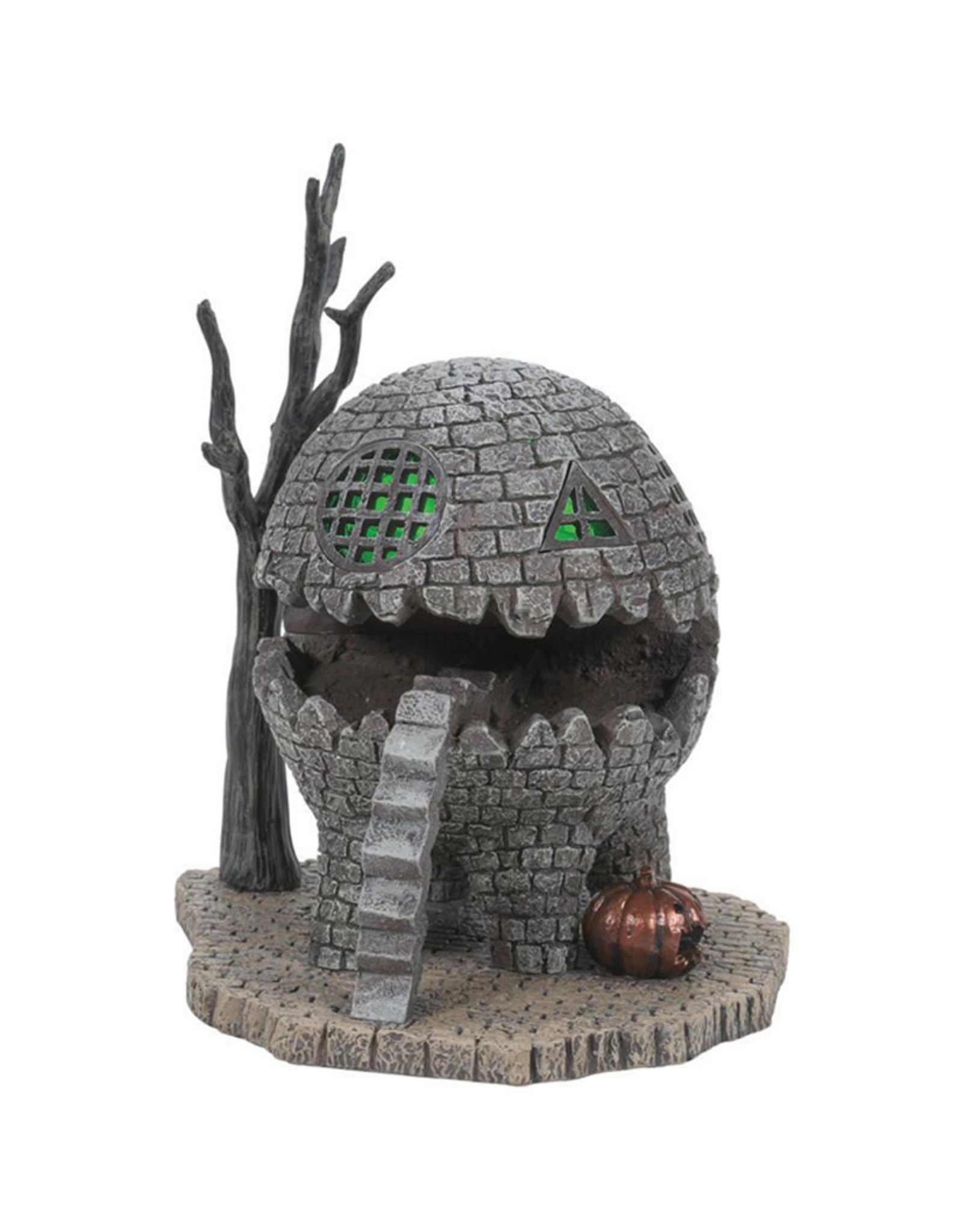 The Nightmare Before Christmas ( Department 56 Figurine ) Lizard House