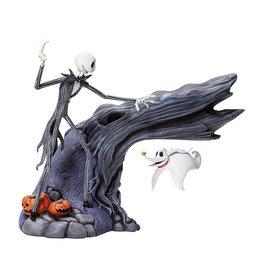 L'étrange Noël de monsieur Jack ( Figurine Grand Jester Studios ) Jack & Zero