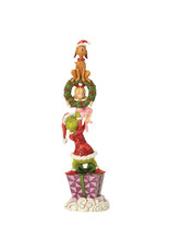 The Grinch ( Jim Shore Figurine ) Grinch & Friends