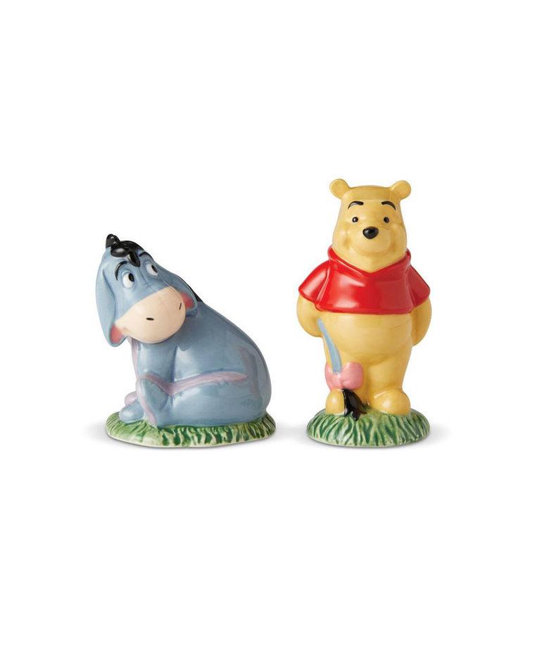 Disney ( Salt & Pepper ) Winnie & Eeyore