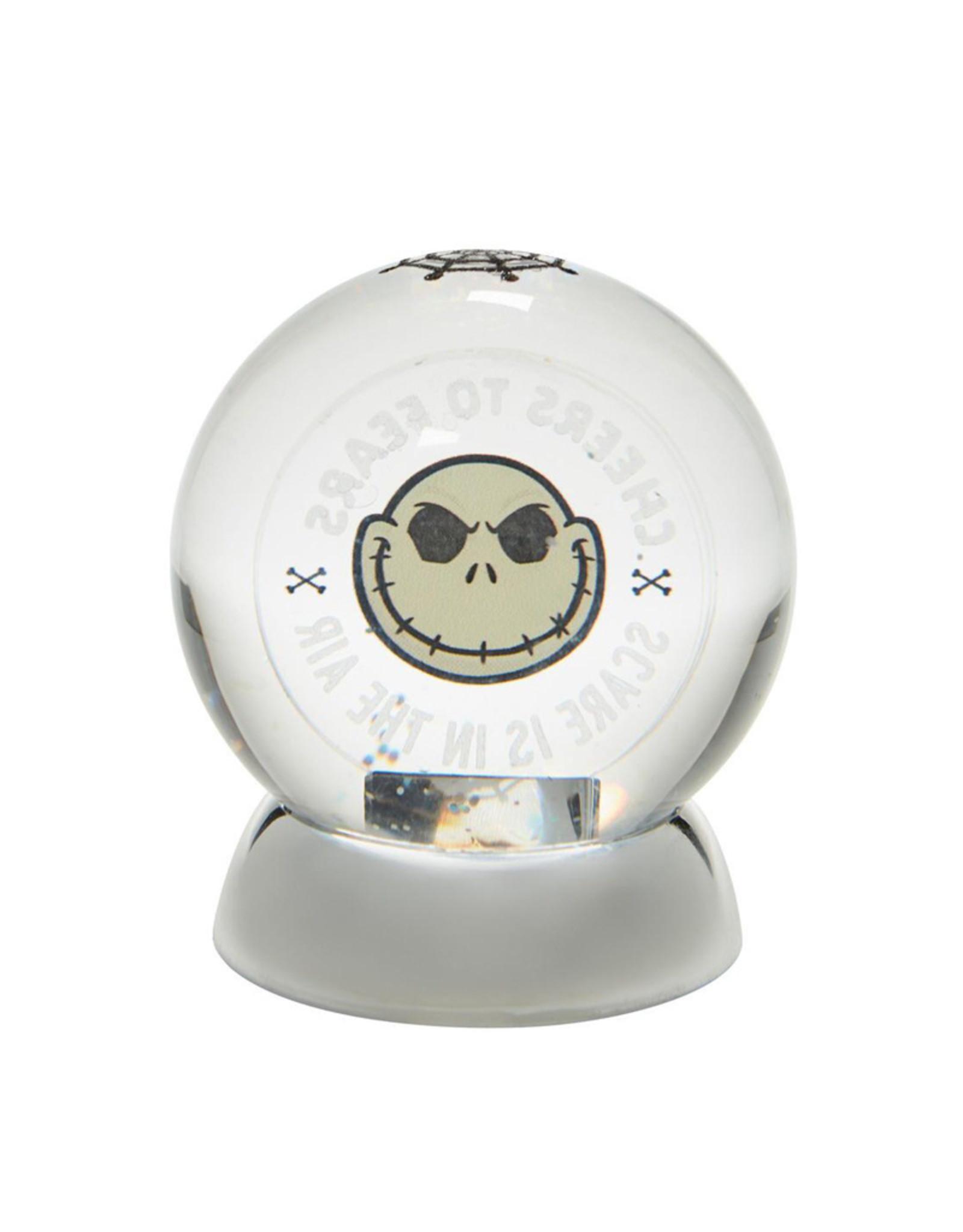 The Nightmare Before Christmas ( Illuminated Globe ) Jack