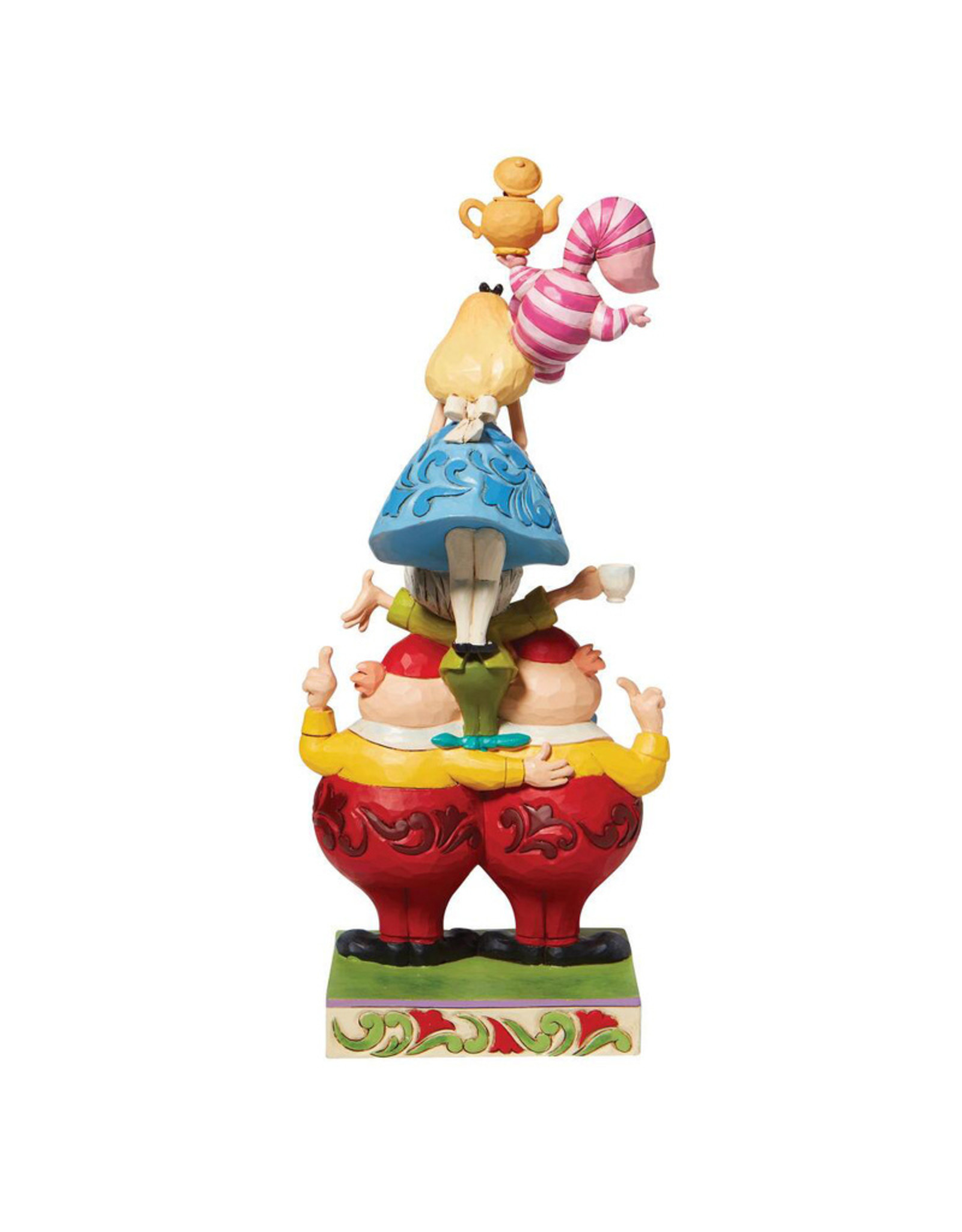 Disney ( Disney Traditions Figurine ) Alice & Characters