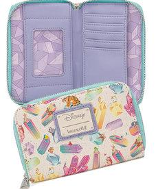 Disney ( Loungefly Wallet ) Disney Animals Crystals
