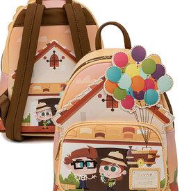 Disney ( Loungefly Mini Backpack ) Up Carl & Ellie