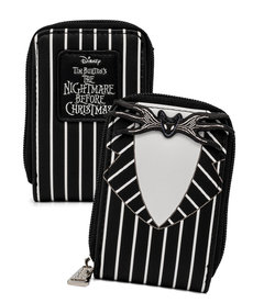 The Nightmare Before Christmas ( Loungefly Card Holder ) Jack Skellington Suit