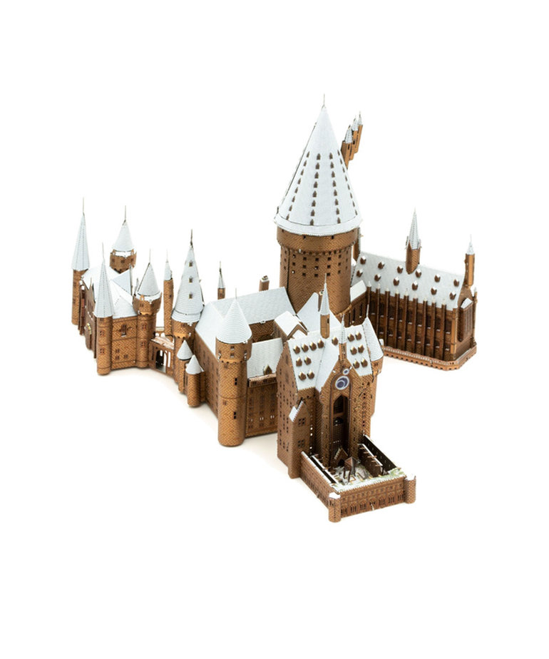 Harry Potter ( Metal Earth ) Hogwarts in Snow
