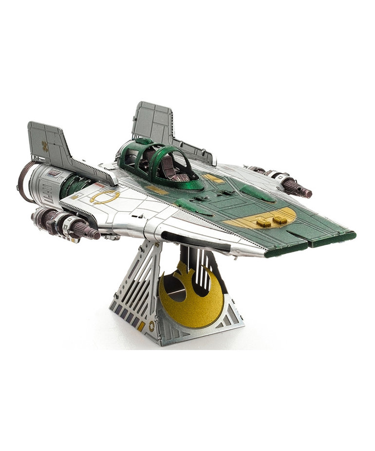 Star Wars ( Metal Earth ) Resistance A-Wing Fighter