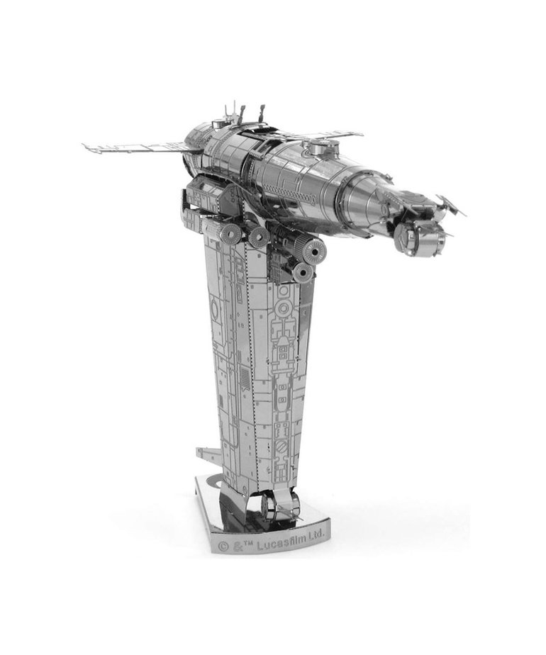 Star Wars ( Metal Earth ) Resistance Bomber