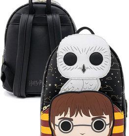 Harry Potter ( Mini Sac à Dos Loungefly ) Harry Potter & Hedwige